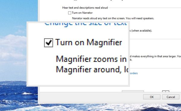 Windows tip: On-screen text too tiny? Zoom the entire display