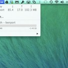 Mac app: Keep an eye on your mobile data usage (Bandwidth+)