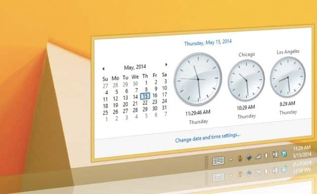 Windows tip: Tripped up by time zones? Add world clocks to your desktop