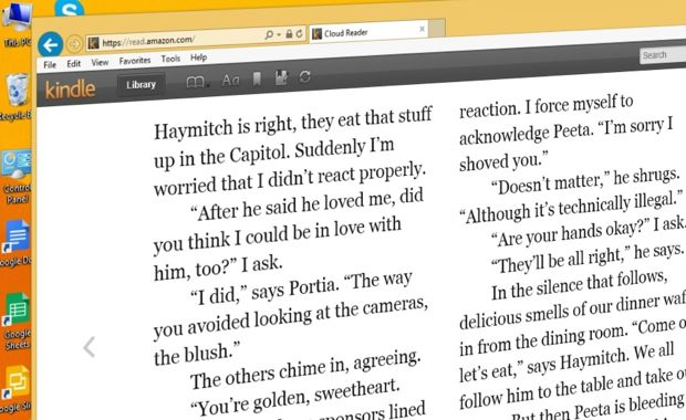 Kindle tip: Read a Kindle book on the web, no Kindle (or Kindle app) required