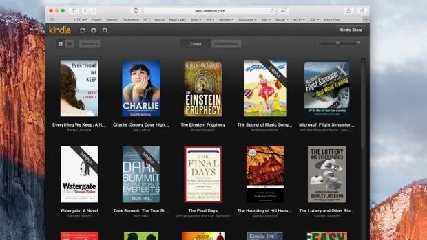 how to buy kindle books on iphone