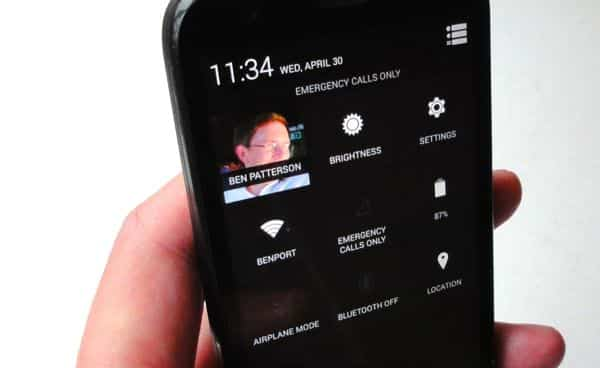 Android tip: A quicker way to access important Android settings
