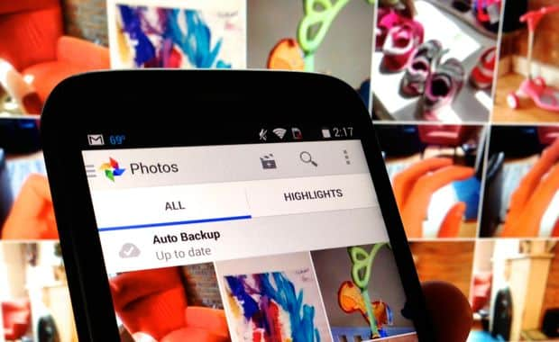 Android tip: Back up your snapshots to Google automatically