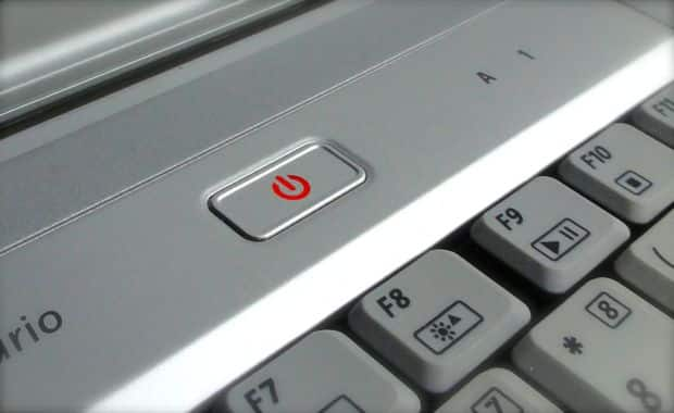 pc power button - Windows tip: 3 more things the power button can do