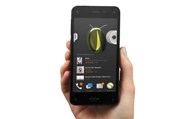 8 things you need to know about Amazon's Fire phone