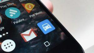 Widget in Android app dock