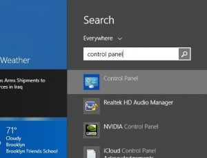 Windows 8 search 300x230 Windows 8 tip: 7 gotta know keyboard shortcuts