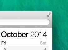 Full-screen button in OS X Mavericks