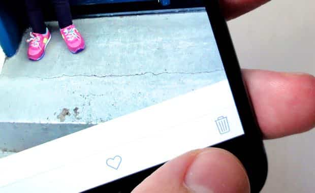 iOS 8.1 tip: How to undelete a trashed photo or video