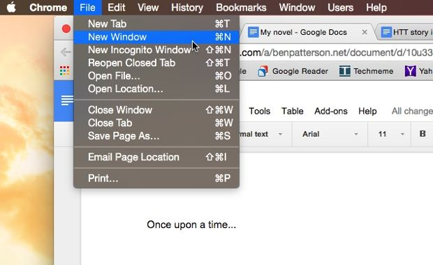 """Mac """"Yosemite"""" tip: Focus on the task at hand with """"dark"""" mode"""