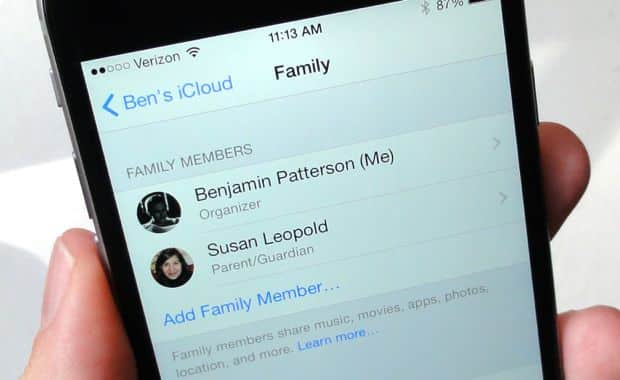 iOS 8 tip: iCloud, my husband and me—one Apple ID or two?