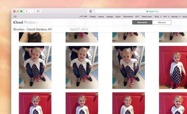 iOS 8 tip: View your iPhone & iPad photo library on the web