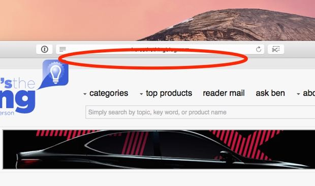 Mac tip: Miss the Favorites bar in Safari? Here's how to get it back