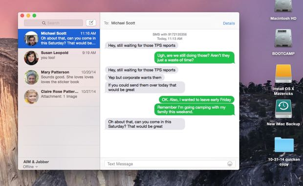 iOS 8.1 tip: I turned down the chance to turn on SMS Relay. Now what?