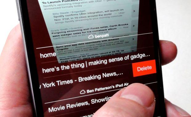 iOS 8/Mac tip: Close an open Safari tab on another iPhone, iPad, or Mac