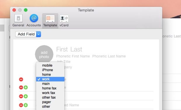 how to create a form on mac