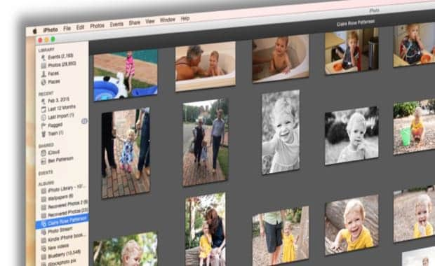 Mac tip: Screwed-up iPhoto library?