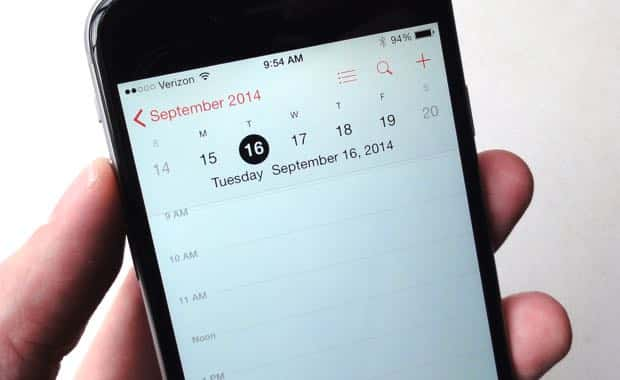 iOS tip: Old Calendar events not syncing? This may be the culprit