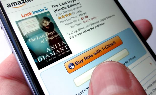how to buy books on iphone want to buy kindle books on your iphone try this 18605