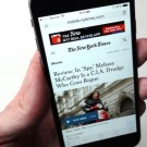iOS tip: Forward an entire article via email, not just the link