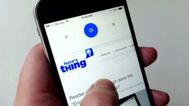 iOS tip: Using Chrome? Here's 5 gestures you gotta know