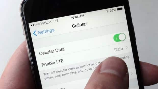 "LTE - Reader mail (iOS): What does the ""Enable LTE"" setting do?"