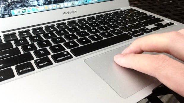 Mac tip: 4 ways to right-click on a Mac's one-button trackpad