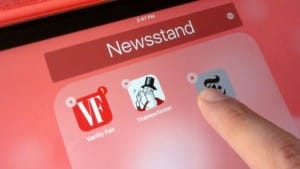 newsstand - Drag apps out of Newsstand in iOS 9