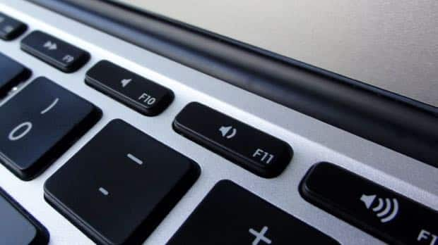 "Function keys tip: how to use them without pressing ""Fn"" (Mac)"
