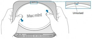 memory upgrade - Mac mini: Mac Mini Rotate Cover