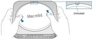 memory upgrade - Mac mini: Mac Mini Rotate Cover