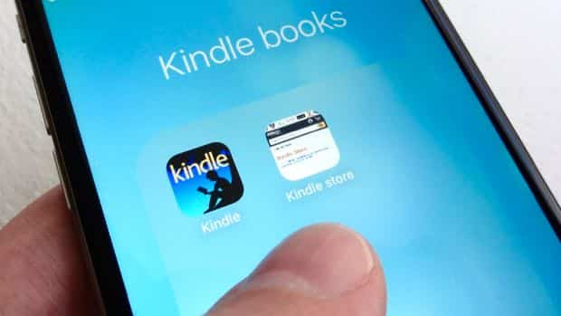 amazon kindle store - iOS tip: Add Amazon's Kindle store to your iPhone or iPad home screen