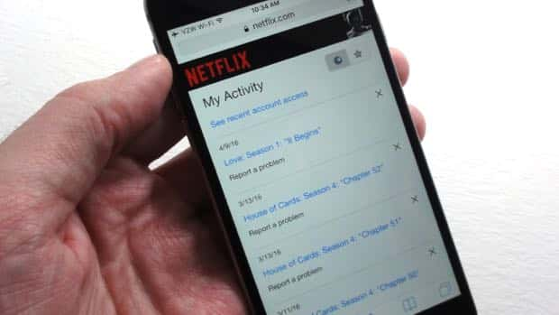 Netflix tip: How to see (and edit) your list of previously watched videos