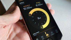 iphone bedtime - iOS 10 Bedtime sleep and wake times