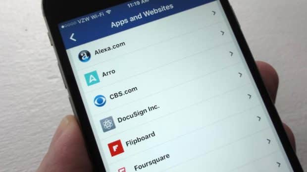 Facebook tip: Turn off all your Facebook apps in one fell swoop
