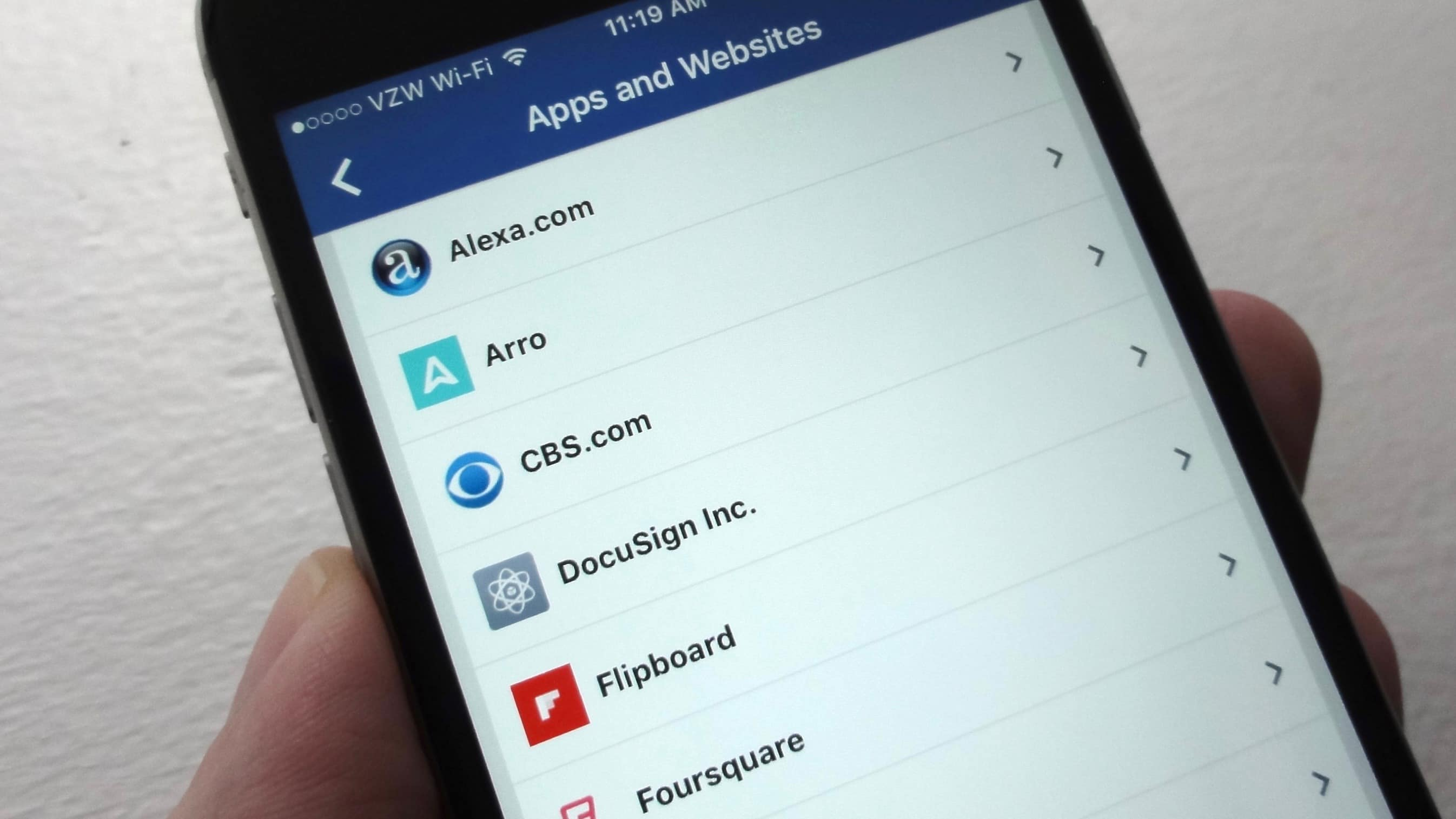 Facebook tip: Remove all your Facebook apps in one fell swoop