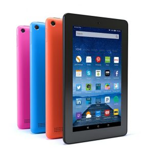 Amazon is practically giving away its 7-inch Fire tablet