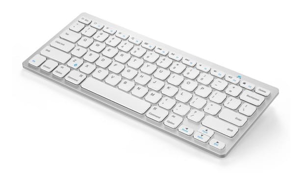 Type on your iPad with a real (and cheap) Bluetooth keyboard