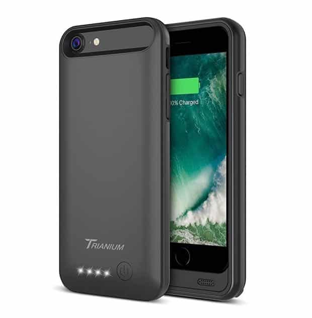 Trianium Atomic Pro iPhone 7 Portable Charging Case