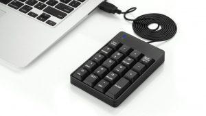 Jelly Comb USB Numeric Keypad