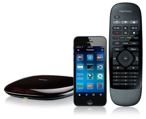 Turn your iPhone into a universal TV remote with the Harmony Smart Control