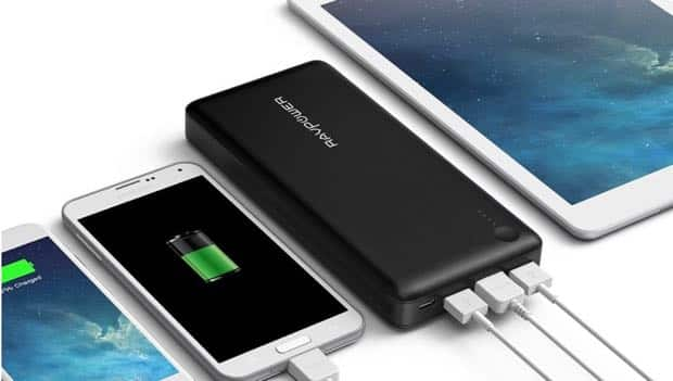 Bargain portable battery packs for as little as $11