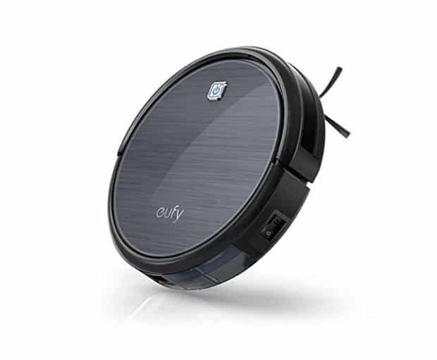 Keep your floors dirt-free with this tireless robotic vacuum