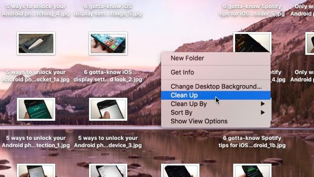 Mac tip: 7 neat & tidy spring cleaning tips your Mac