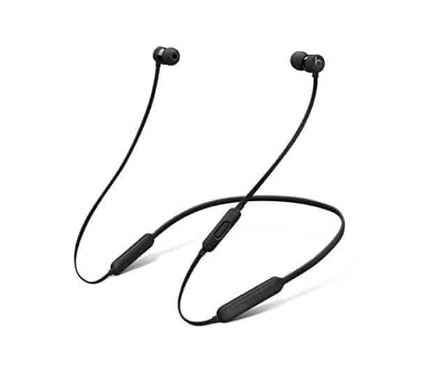 BeatsX wireless headset