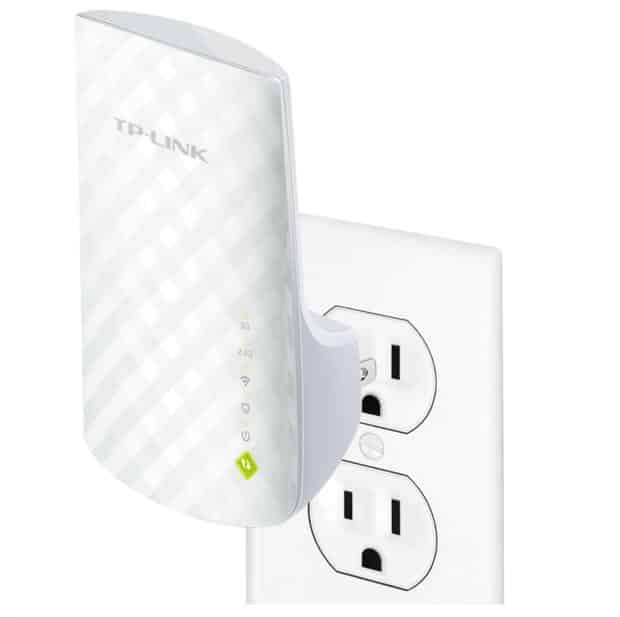 TP-Link AC750 dual-band Wi-Fi extender