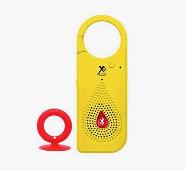 Xit AXTCXNY Bluetooth Clip X speaker