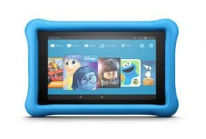 Amazon Fire 7 Kids Edition Blue