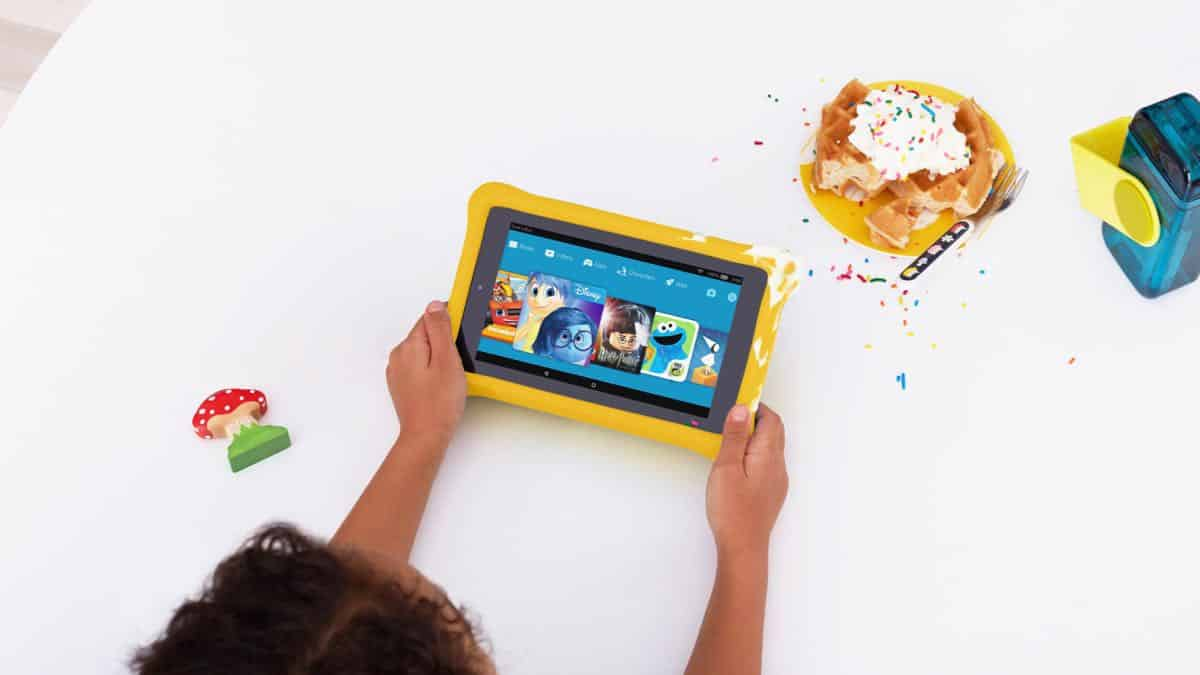 Kindle Fire Tablet For Kids Ultimate Parent S Buying Guide