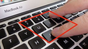 Move the Mac mouse with your keyboard